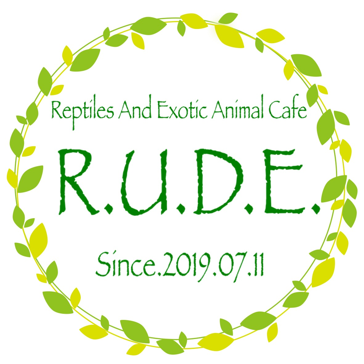 "☆Reptiles And Exotic Animal Cafe R.U.D.E.=""るうど""へようこそ☆"